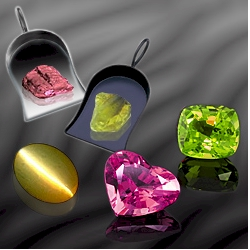 Alexandrite blog featuring articles, guides, glossary and comments covering all the major branches of alexandrite gemstone and jewelry knowledge