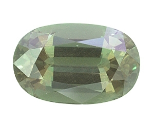 Nice Change Natural Alexandrite Oval 6.36cts.