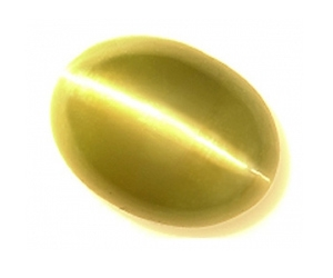 Sharp Chrysoberyl Cats Eye 5.90cts.
