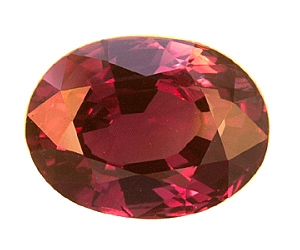 Certified Fine Natural Alexandrite 4.16cts.