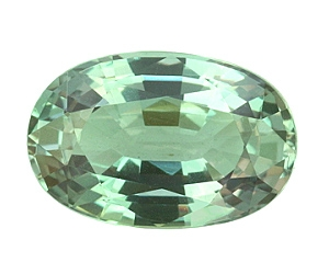 Lively Daylight Green Alexandrite 2.55cts.