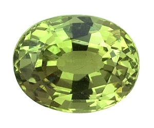 Fine Color/Cut 8x6mm Chrysoberyl Oval