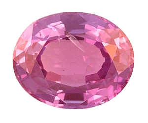 Strong Color Change Alexandrite Oval .96ct.