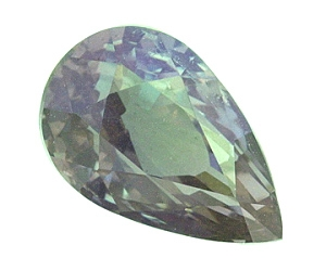 Certified Natural Alexandrite Oval 1.33cts.