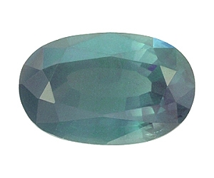 Certified Natural Alexandrite Oval 2.04cts