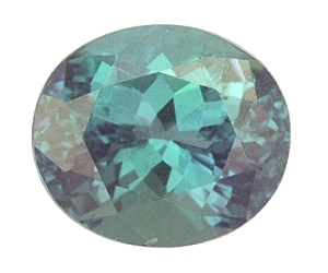 Certified Fine Natural Alexandrite 1.24cts.