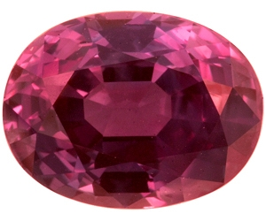 Certified Strong Color Change Alexandrite