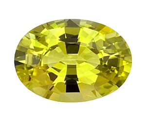 Beautiful Color / Cut 13.6x9.75mm Chrysoberyl