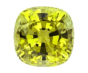 Stunning 10mm Chrysoberyl Cushion 5.67cts