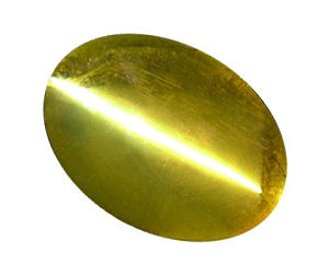 Beautiful Sharp Eye Chrysoberyl Ov. 2.01cts.