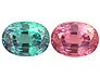Strong Color Change Alexandrite Oval