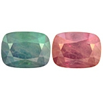 Certified Strong Change Alexandrite 21.23cts
