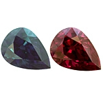 Strong Change Natural Alexandrite 7.24cts.