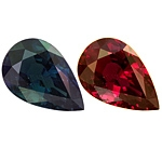 Strong Change Natural Alexandrite 8.08cts.