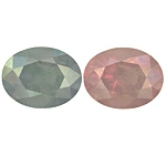 Nice Natural Alexandrite Oval 8.94cts.