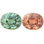 Certified Strong Color Change Alexandrite Ov.