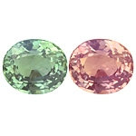 Certified Strong Change Alexandrite 1.79cts.