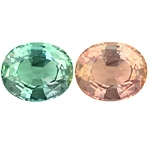 Nice Color Change Alexandrite Oval 7.46cts.