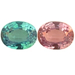 Fine Strong Color Change Alexandrite 1.23ct.