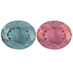 Certified Natural Alexandrite Oval 1.19cts