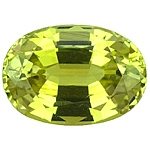 Fine Color/Cut 9.2x6.5 Chrysoberyl Oval