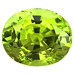 Outstanding Color/Cut 11x9mm Chrysoberyl Oval