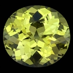 Stunning Color and Cut 11.7x10.8mm Chrysoberyl