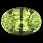 Gem Cut 11.7x8mm Chrysoberyl Oval 4.53cts.