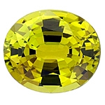 Outstanding 10x8.7mm Chrysoberyl Ov 3.72cts