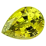 Outstanding 11x8mm Chrysoberyl Pear 3.43cts